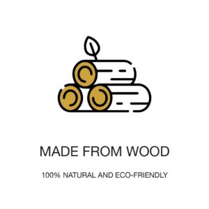 Made from wood - Hochwertige Bettwäsche