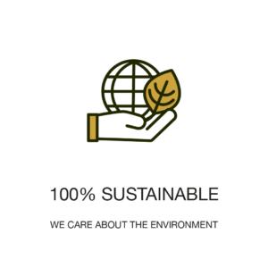 100% sustainable - Hochwertige Bettwäsche