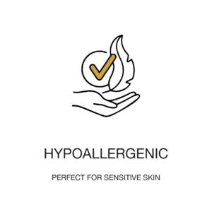 Hypoallergenic - Hochwertige Bettwäsche